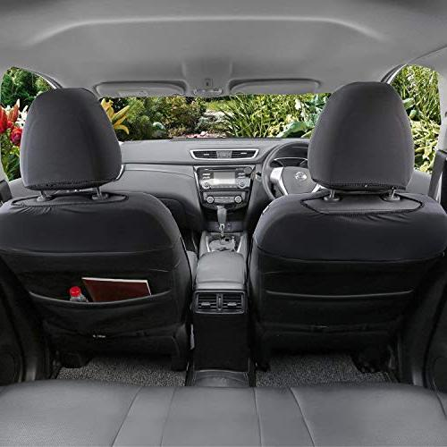 Faux Sideless Covers for SUV Black - Accessories