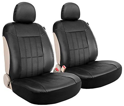 faux leather sideless seat covers for car