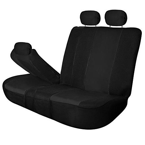FH Group FB039BLACK013 Multifunctional Cloth Seat