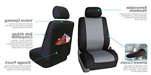 FH Group FB083115 & Ready Free Color Fit Most Car, SUV, Van