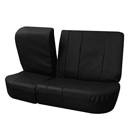FH FH-PU007010 Deluxe Leatherette Seat 40/60, 60/40, 50/50 40/20/40