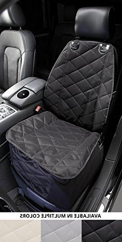 4Knines Front Seat Cover for Dogs in Cars Trucks or SUVs Buc
