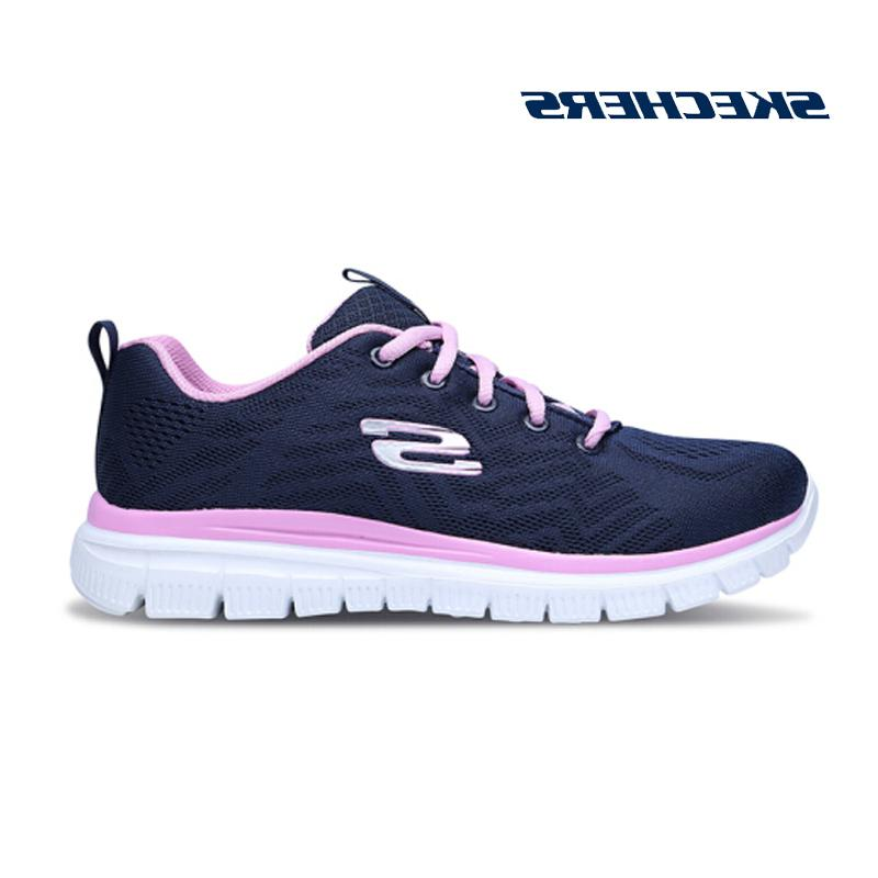<font><b>Skechers</b></font> High Quality Sneakers Brand Luxury Casual Vulcanize 12615-BKW