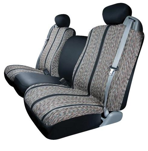 rear bench backrest custom made seat cover