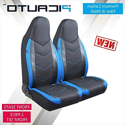 PIC AUTO Back Car Seat Sports Design, Universal Fit, Compatible