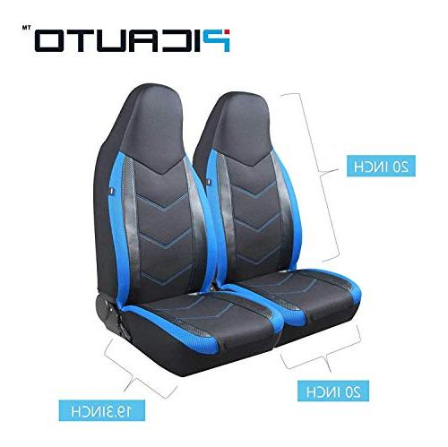PIC High Car Seat - Sports Mesh Design, Airbag Compatible