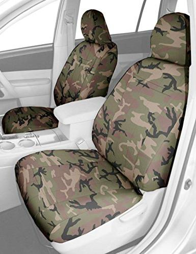front bucket custom fit seat cover