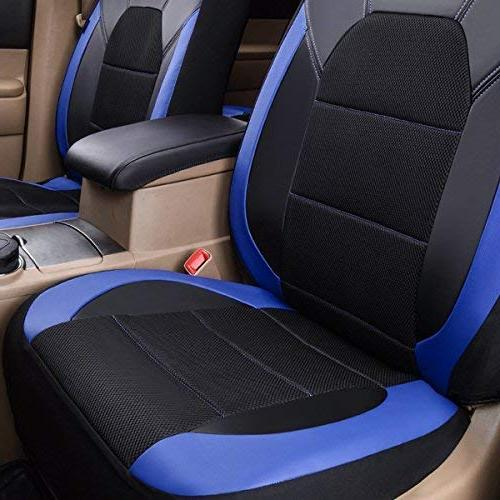 CAR and Mesh Fit Seat Trunkcs,Suvs,Airbag Compatible,Inside and Opening Headrest