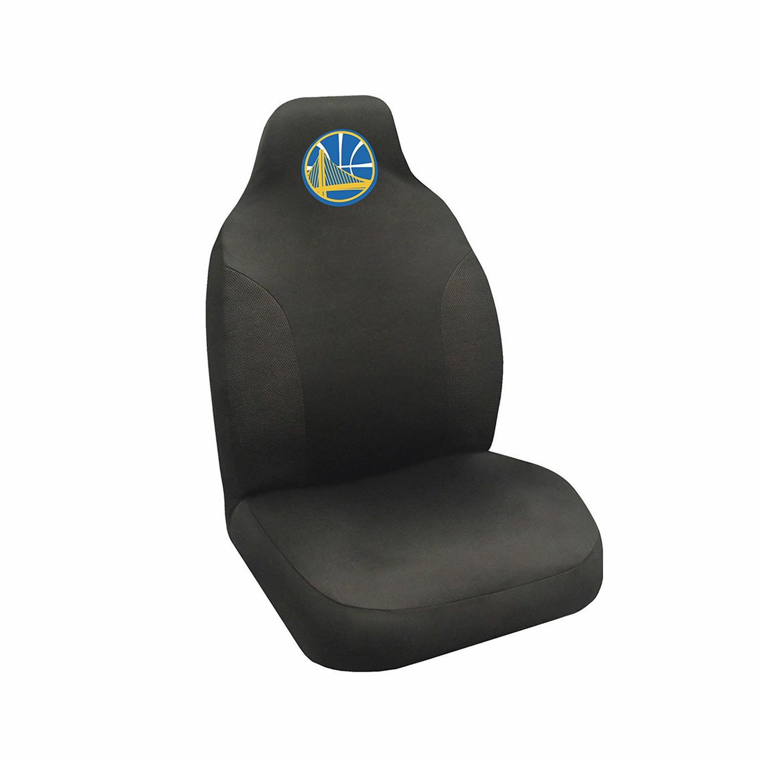 NBA Golden State Warrior Seat Covers Universal Fit Fanmats B