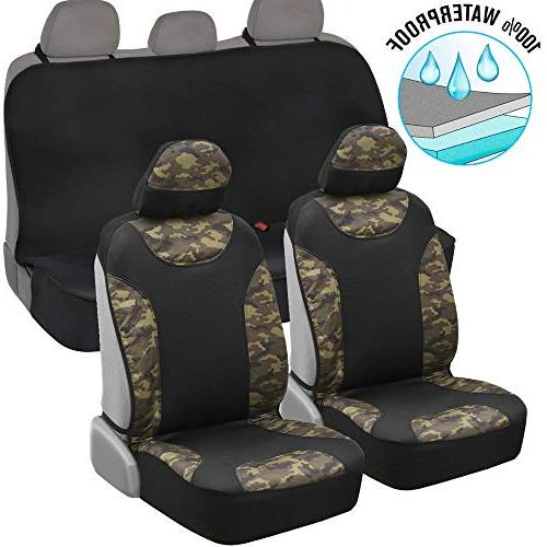 neocloth waterproof camo car seat covers protector