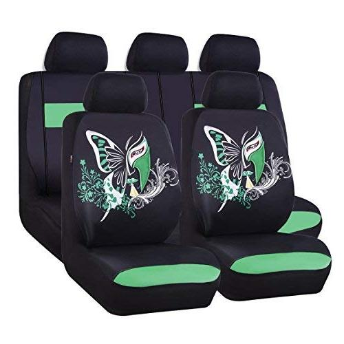 new arrival 11pcs insparation universal seat covers