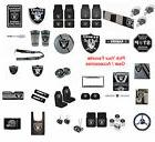 New NFL Oakland Raiders Pick Your Gear / Car Truck Accessori