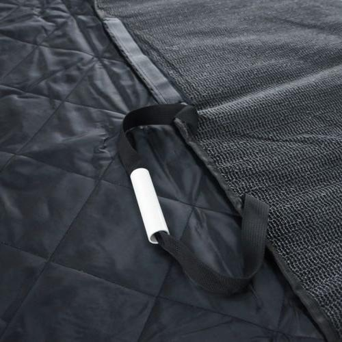 New Seat Hammock Cover Back Travel Black