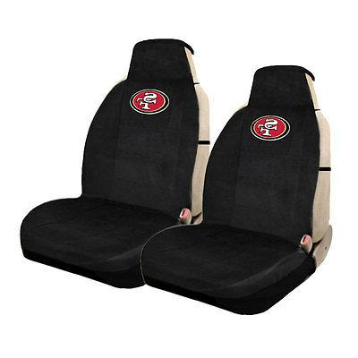 New NFL San Francisco 49ers Universal Fit Car Truck Front Si