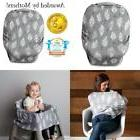 Nursing Cover Car Seat Canopy Shopping Cart High Chair Strol