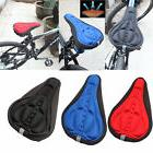 Outdoor Cycling Bicycle Bike Seat Cover Cushion Soft 3D Soft