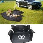 Pet Cargo Liner Travel Hammock Rear Bench Seat Cover For Jee