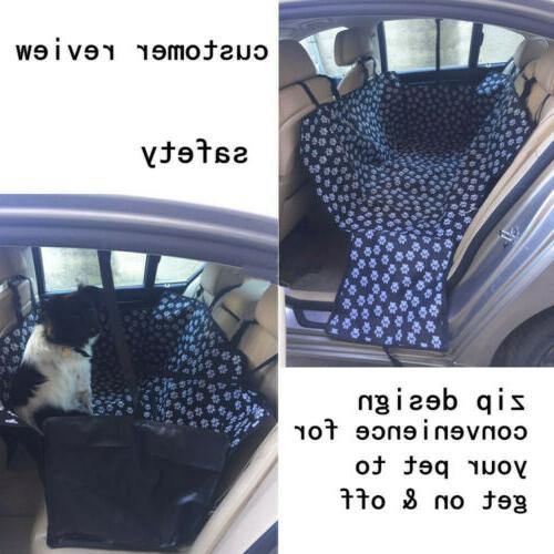 Pet Cover Travel Vehicle Mat