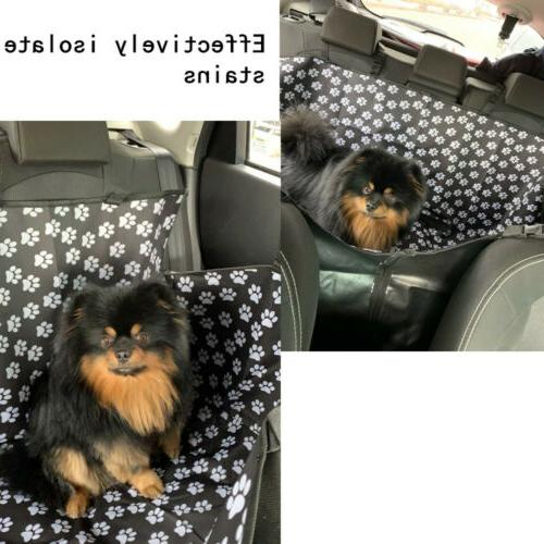 Pet Car Cover Travel Vehicle Mat
