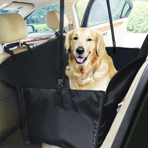Pet Truck Back Seat Cover Waterproof Mat