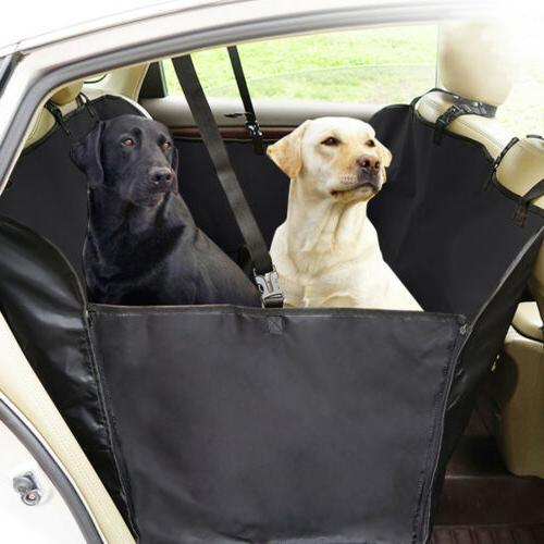 pet dog hammock car truck van back