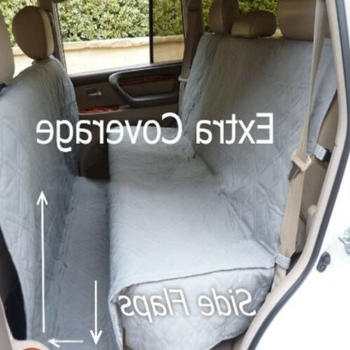 Extra Large Dog Truck Car Cover Rear Back Quitlted Padded