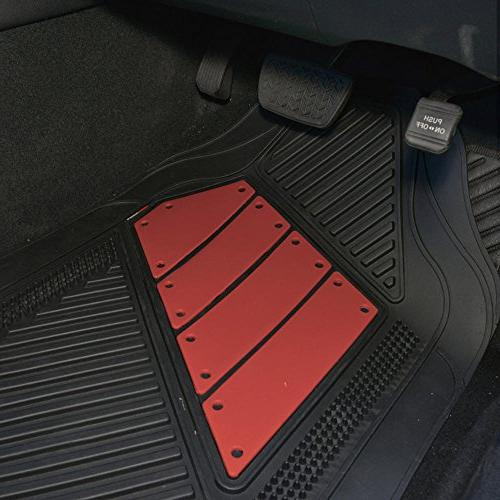 PolyCloth Sport Seat Rubber Two To