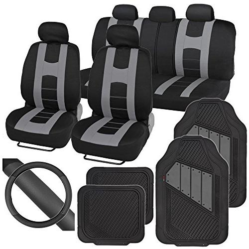 polycloth sport seat covers rubber floor mats