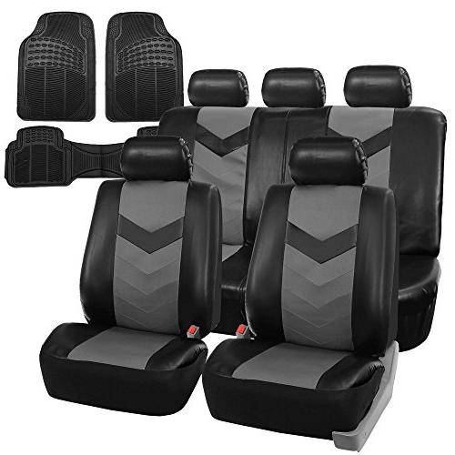 pu021115 synthetic leather full set auto seat
