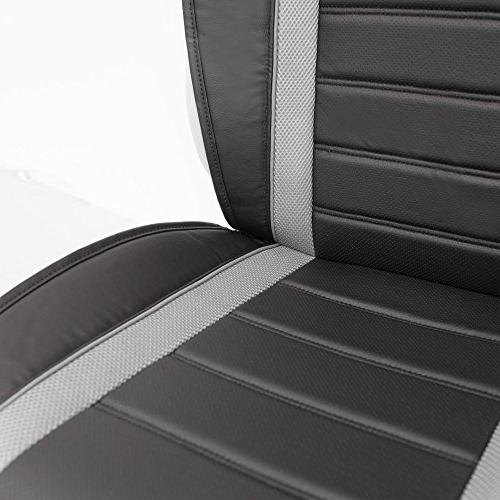 FH Group PU207102 Cushions, Gray/Black Most Car, or …