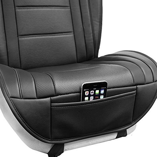 FH Leatherette Car Seat Airbag Compatible