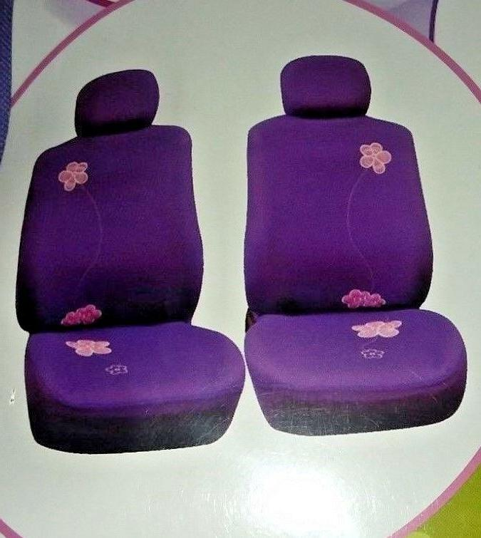 FH Embroidery Airbag Front Car Seat