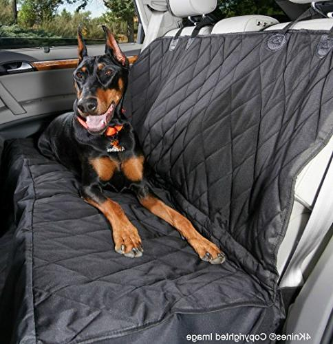 4Knines Seat Cover with Trucks and New Waterproof Seat -