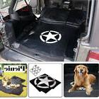 Rear Protector Mat Pet Seat Cover Waterproof Hammock For Jee