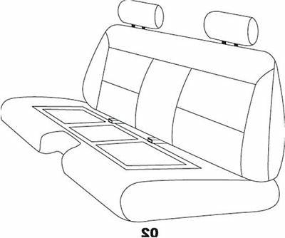 rugged saddle blanket truck front bench seat