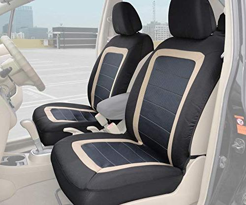 Car for and Front Rear Interior Seat Covers