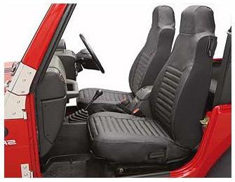 Seat High Bucket Custom Of 2 for 2003-2006 Jeep