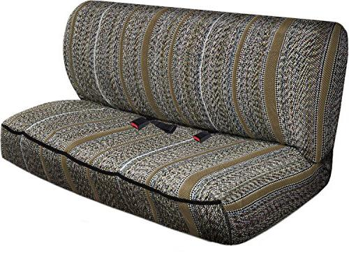seat cover saddle blanket bench