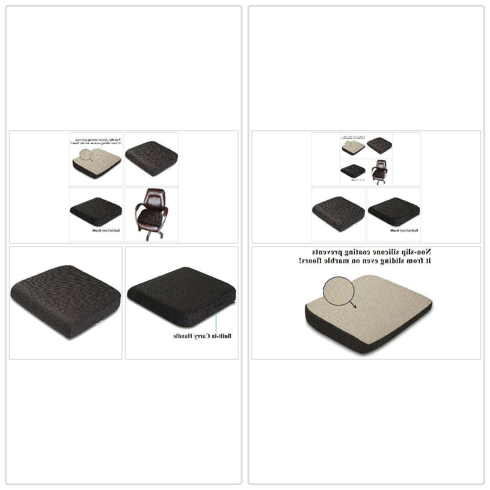 Seat Slip Foam Ventilated Fabric