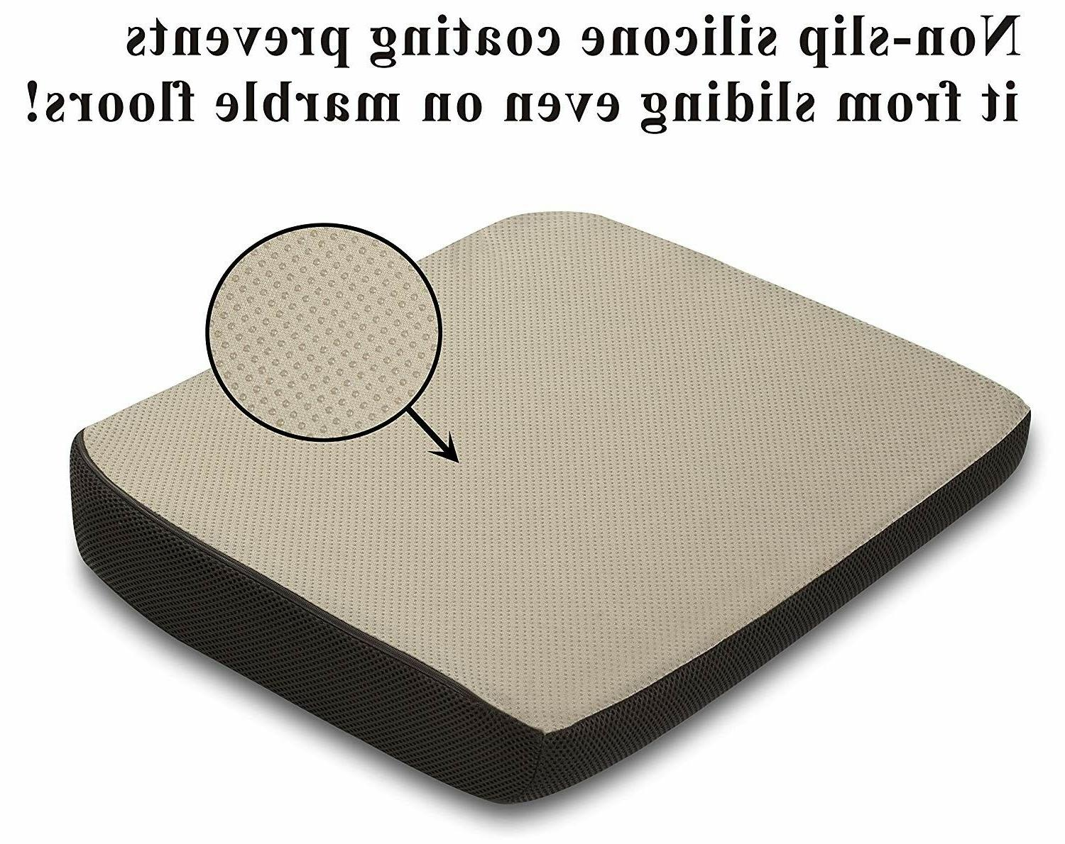 Slip Cover Breathable Foam