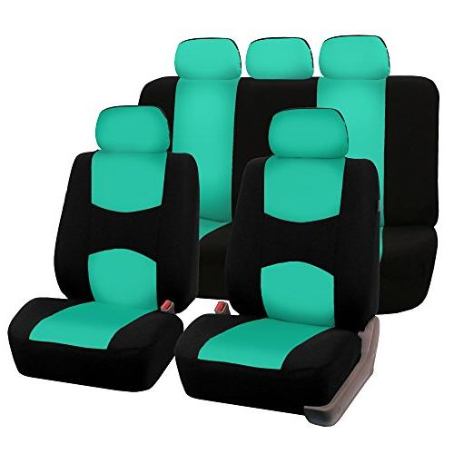stylish cloth full set car seat covers