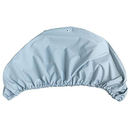 Leader Accessories Superior Grey Fishing Cover