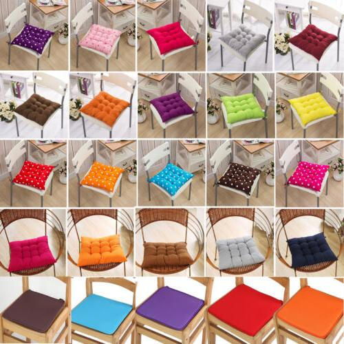 Tie on Chair Cushion Pads Seat Patio Indoor Outdoor Garden D