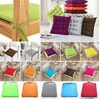 Tie On Chunky Seat Pad Chair Cushion Pads For Dining Room Ga