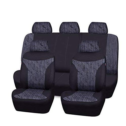 tire series universal car seat cover