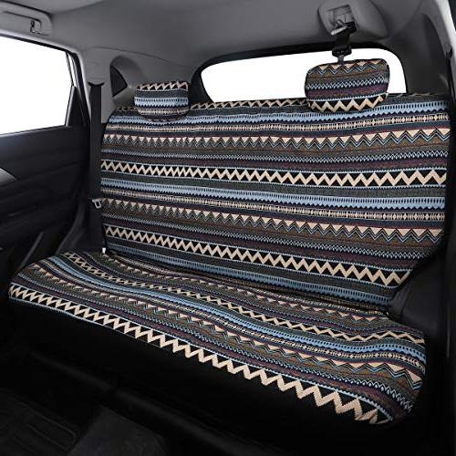 Universal Bohemia Baja Blanket Covers Sets,5 Seats