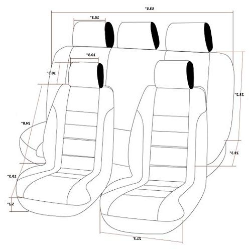 Universal Style Baja Covers Sets,5 Seats