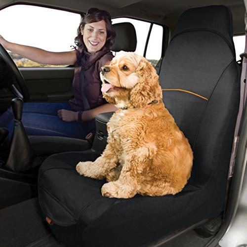 Kurgo Bucket Seat Cover Dogs —Waterproof, Stain Washable