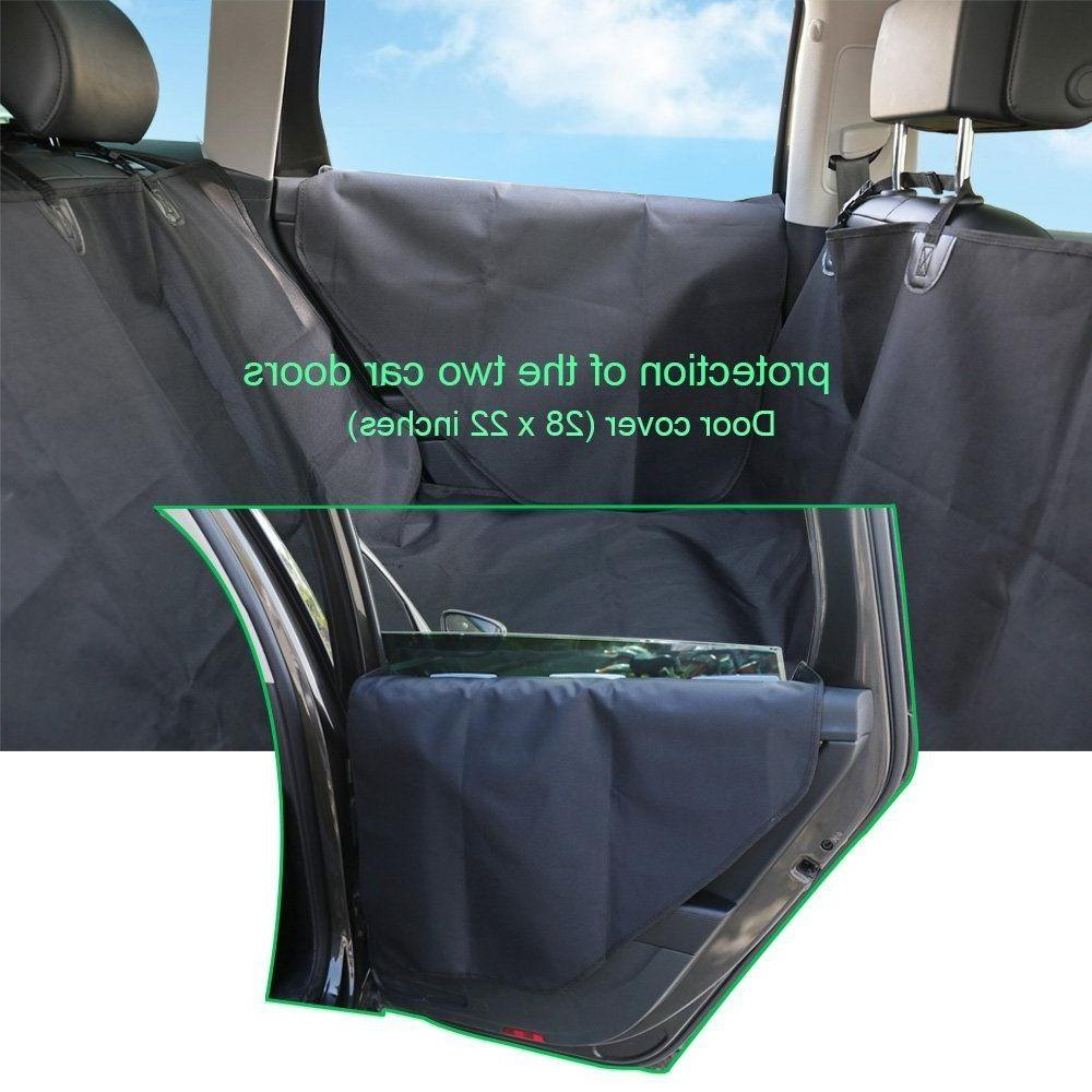 Waterproof Car Seat Cover Leash for