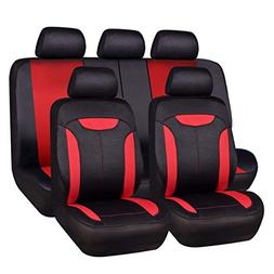 montclair 11pcs universal fit leather seat covers